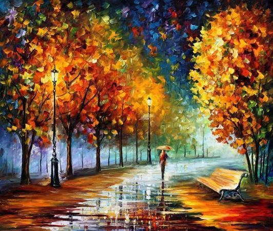 fall-marathon-leonid-afremov